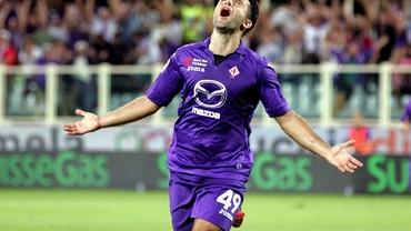 VIDEO / Fiorentina a cîştigat cu Ferreira şi a preluat şefia grupei!