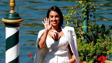 Georgina Rodriguez a încins din nou internetul. Cum s-a pozat iubita lui Cristiano Ronaldo
