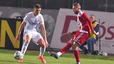 Dragoș Nedelcu, încă o umilință! Al doilea meci din play-off în care a fost scos după 30 de minute