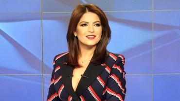 Geanina Lungu, prezentatoarea de la România TV, este însărcinată. Ce nume a ales pentru bebeluș
