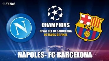 Sport la TV. Cine transmite Napoli-Barcelona și Chelsea-Bayern Munchen. Programul transmisiunilor sportive de marți, 25 februarie