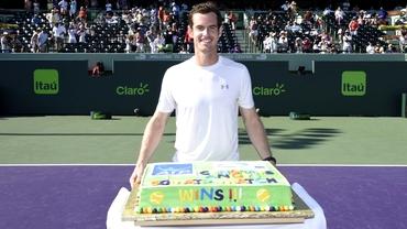 RECORD ENGLEZESC! Murray a ajuns la 500 de victorii în circuitul ATP