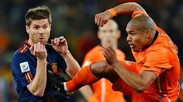 FINALA din grupele CM: Spania şi Olanda s-au întîlnit ultima oară în ultimul act din Africa de Sud