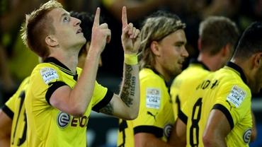 Dortmund s-a chinuit cu o nou-promovată!