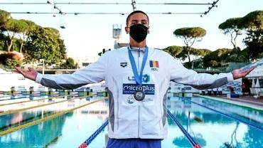 David Popovici ia cu asalt lumea natației! A treia medalie de aur la Europenele de la Roma
