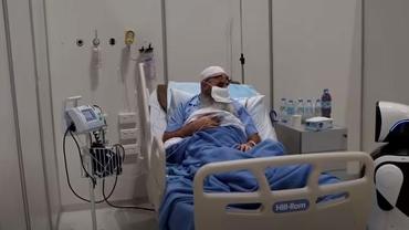 Cum arată spitalul COVID din Dubai! Imagini de poveste cu unitatea medicală. Roboții muncesc alături de oameni. Video