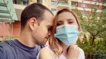 Vlad Gherman și Cristina Ciobănașu în doliu. Au pierdut o ființă foarte dragă