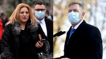 Diana Șoșoacă, amănunte neștiute din spatele ușilor închise. Ce a făcut în fața lui Iohannis după ce transmisia TV a fost oprită