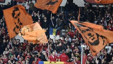 Suporterii lui Dinamo bat orice record! Un nou sold-out pentru partida cu Viitorul