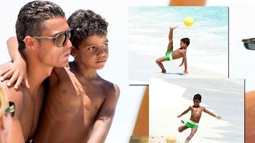 """Ce DRAMĂ trăieşte Cristiano Ronaldo! """"Tati, unde e mama mea?"""