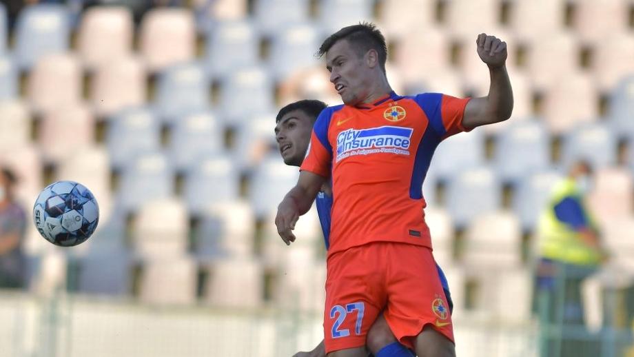 Veste proastă pentru FCSB. Darius Olaru ratează derby-ul cu U Craiova! Când revine mijlocașul vicecampioanei
