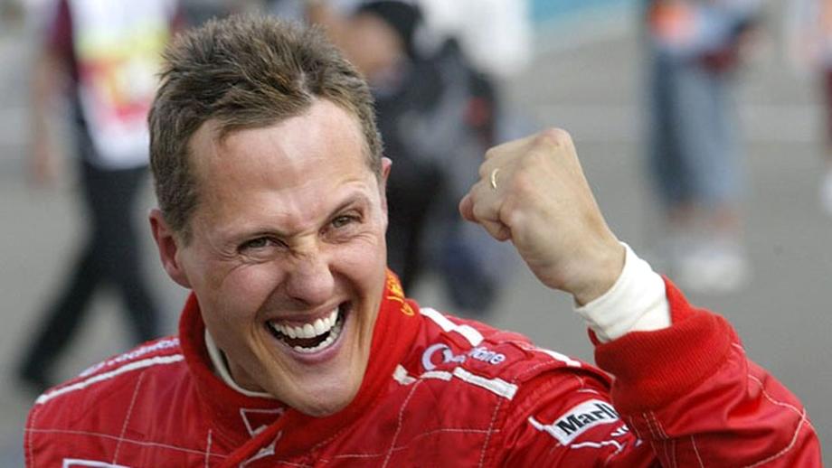 Veşti excelente! Michael Schumacher ar putea ajunge acasă de Crăciun