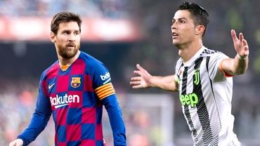Top 10 cel mai bine plătiţi fotbalişti la nivel mondial. Ronaldo sau Messi, cine e primul?