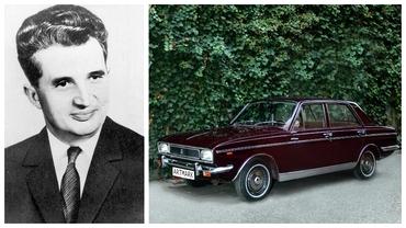 Limuzina de suflet a lui Nicolae Ceaușescu, pregătită să facă furori la licitație. Care este povestea mașinii Paykan Hillman-Hunter