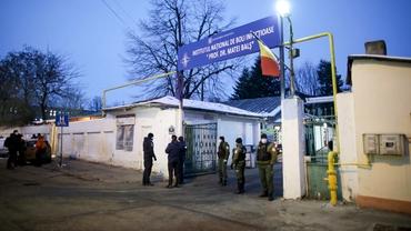 """Audieri la Poliția Capitalei, în cazul incendiului de la """"Matei Balș"""