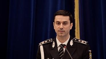 Alexandru Cătălin Ioniţă, șeful Direcției Generale Anticorupție din MAI, eliberat din funcție. Motivul acestei decizii