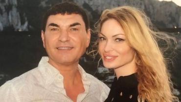 Cristi Borcea, gest uluitor pentru soția lui. Valentina Pelinel a fost surprinsă
