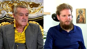 """Gigi Becali, gest emoționant pentru Mihai Neșu: """"I-a luat o mașină nouă"""""""