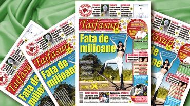 Revista Taifasuri 845! Editorial Fuego! Exclusiv: interviu de milioane cu o fată de milioane, Inna! Vedete, rețete, concurs... Surprize!