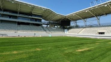 Stadionul Arcul de Triumf, la un pas de inaugurare. Meciul România - Argentina a fost mutat din cauza Euro 2020
