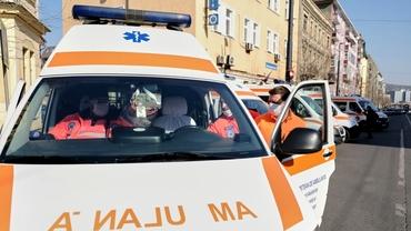 Accident de vânătoare, în județul Vaslui. Un bărbat a rămas fără patru degete
