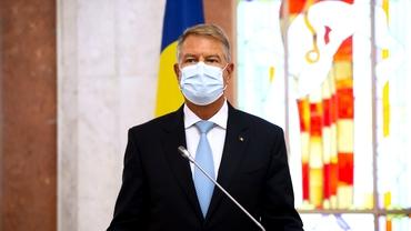 Klaus Iohannis a semnat decretul de revocare a lui Stelian Ion. Lucian Bode, numit interimar la Ministerul Justiţiei. Update
