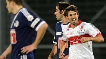FULMINANT! Herea a marcat al doilea gol pentru FC Sion în 3 ZILE!