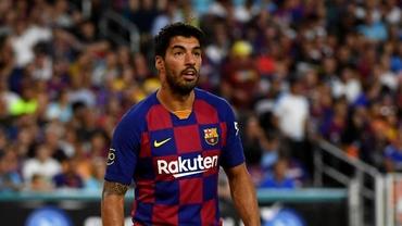 """Luis Suarez dezvăluie cum a plecat de la Barcelona. """"Am plâns pentru modul în care m-au înlăturat"""""""