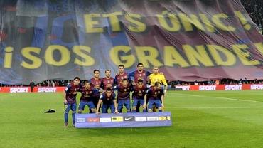 Simbolul Barcelonei, ofertat pentru 350 de milioane de euro!
