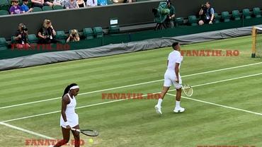 Prima înfrângere pentru Cori Gauff la Wimbledon! S-a