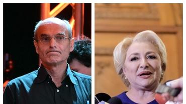 """CTP, un nou derapaj la TV. A umilit-o pe Viorica Dăncilă: """"I se spunea proasta nației"""""""