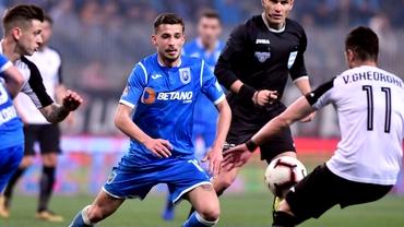 CSA Steaua transferă de la Universitatea Craiova! Ce mijlocaș semnează cu echipa Armatei