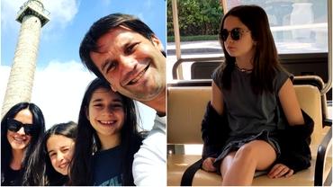 Fiica lui Cristi Chivu îşi face debutul în televiziune. Apare în sezonul 2 al serialului Adela de la Antena 1