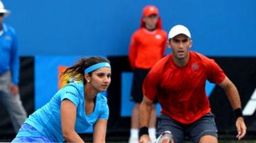 Perechea Tecău/Mirza a pierdut finala de dublu mixt de la Australian Open