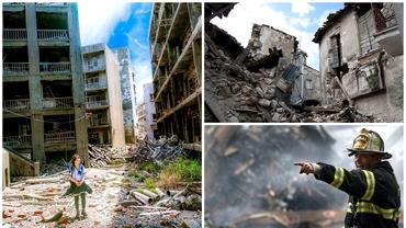 Cele mai periculoase orașe din România în caz de cutremur major! Unde ești în siguranță