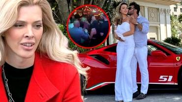 Chef de cinci stele după logodna Alinei Vidican cu milionarul american! Avem imagini de senzație de la party