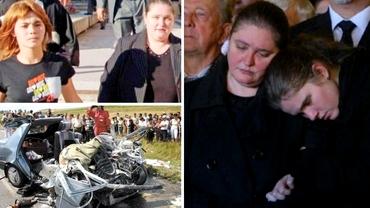 Ce familie frumoasă are Silvia, fata căreia Carmen Păunescu i-a omorât familia într-un accident rutier. Foto
