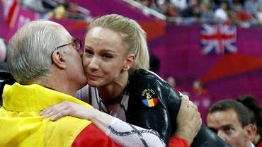 Sandra Izbaşa, ultima campioană olimpică din gimnastica românească! A strălucit la Beijing şi la Londra. Video