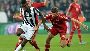 A cîştigat o AVERE cu Bayern - Juventus! 1200 de lei pariaţi pe 2 pauză / X final