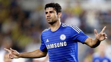 Diego Costa, SPITALIZAT! Ratează derby-ul cu United!