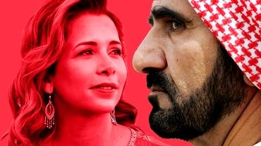 Adevăratul motiv pentru care soția șeicului din Dubai a fugit din țară. Ce i-a făcut soțul ei