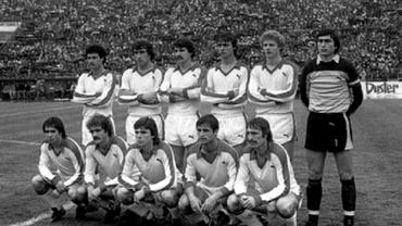 """Dumitru Moraru, căpitanul lui Dinamo în 1984, afectat de mărturiile lui Cornel Dinu: """"Plâng ca un copil. Tremur tot. Noi am fost niște blatiști?"""""""