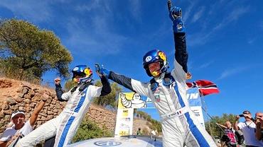 WRC: Ogier cîştigă în Spania