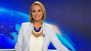 Andreea Esca, un nou look la pupitrul știrilor. Cum arată acum prezentatoarea de la Pro TV