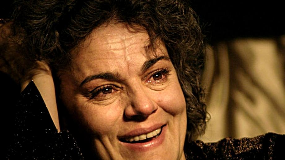 Columbienii se închină la...Maia Morgenstern! Cum arată icoana cu chipul actriței românce