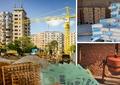 România, o țară-șantier în ciuda exploziei prețurilor! Cu cât s-au scumpit materialele de construcție