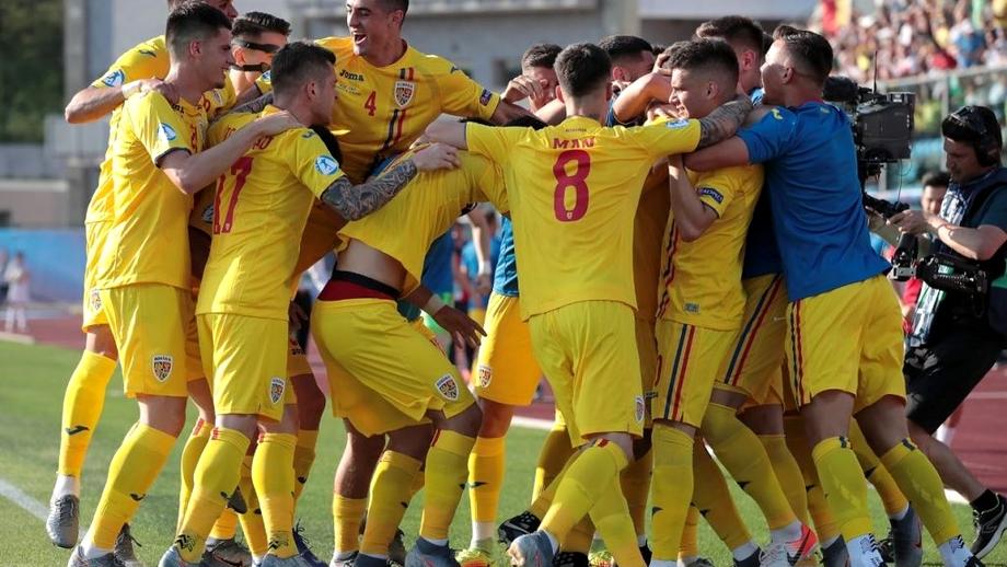 Anglia - România 2-4 în EURO U21. VIDEO cu rezumatul. Football is coming home. În România. Victorie sublimă a