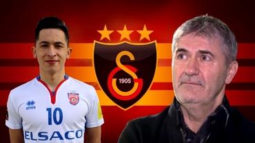 """Valeriu Iftime, în al nouălea cer după transferul lui Moruțan la Galatasaray! Câți bani va primi FC Botoșani: """"Pentru mine, este un meci de 150.000 de euro!"""". Exclusiv"""