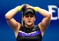 US Open 2021, optimi de finală. Bianca Andreescu, eliminată de Maria Sakkari. Canadianca cu origini românești a terminat meciul într-un picior. Video