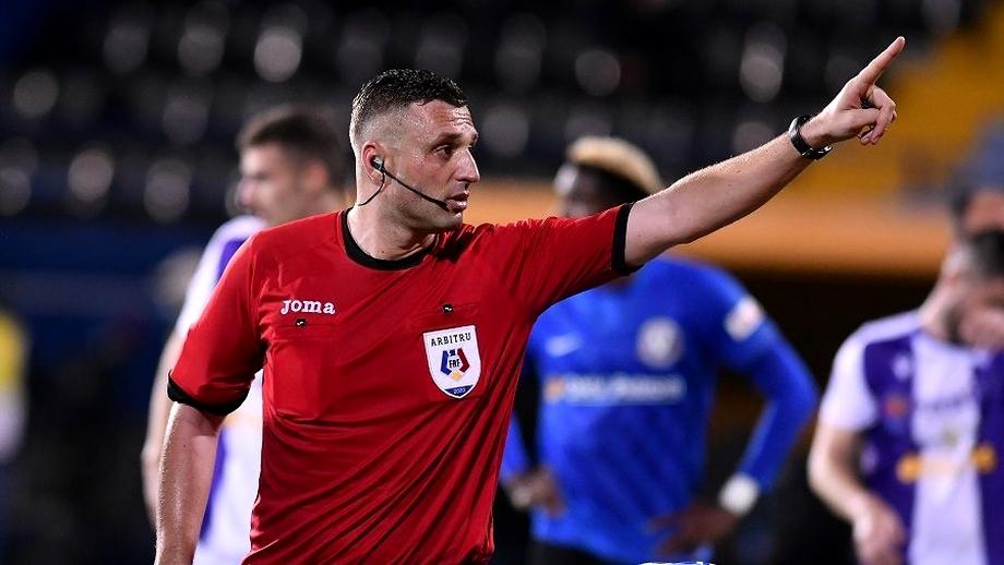 Adrian Porumboiu laudă un arbitru debutant în Liga 1. Dezvăluirile tatălui despre fiul Andrei Moroiță. Video. Exclusiv
